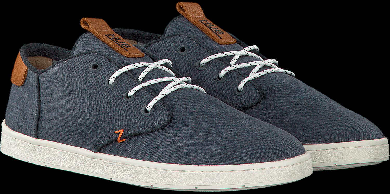 Blaue Sneaker Hub Chucker Omoda wXZPOukiT