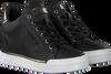 Schwarze GUESS Sneaker FLOWURS STIVALETTO  - small