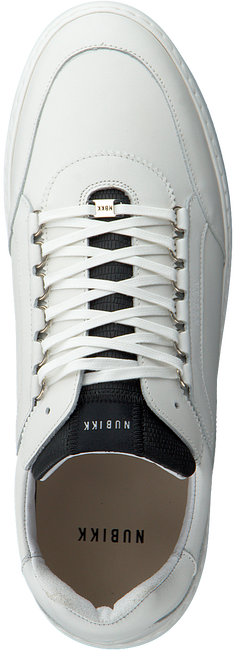 Weiße NUBIKK Sneaker low JIRO JADE  - large