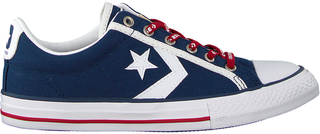 Blaue CONVERSE Sneaker STAR PLAYER EV OX  - large