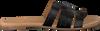 Schwarze OMODA Pantolette 179874  - small