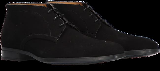 Schwarze GIORGIO Business Schuhe 38205  - large