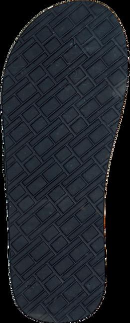 Grüne TOMMY HILFIGER Pantolette ESSENTIAL TH BEACH SANDAL - large