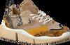 Gelbe DEABUSED Sneaker 7530  - small