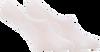 Weiße TOMMY HILFIGER Socken TH WOMEN FOOTIE 2P  - small