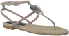 Taupe MALUO Sandalen 5056 - small