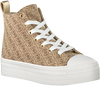 Beige GUESS Sneaker high BOKAN  - small