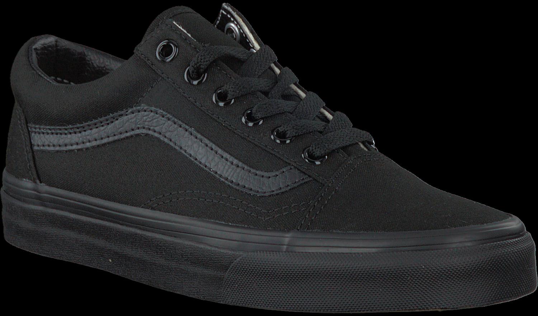 detailed look f8052 2182f Schwarze VANS Sneaker OLD SKOOL WMN