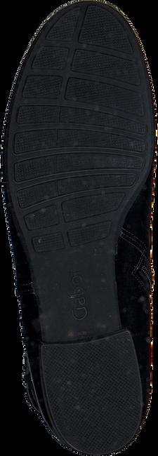 Schwarze GABOR Stiefeletten 92.711 - large