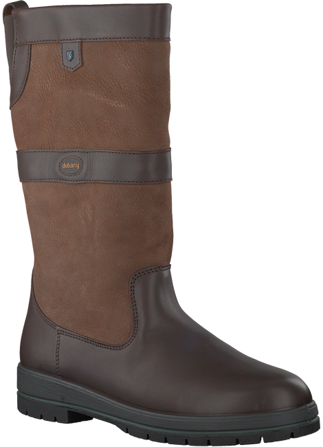 Braune DUBARRY Langschaftstiefel KILDARE HEREN - large