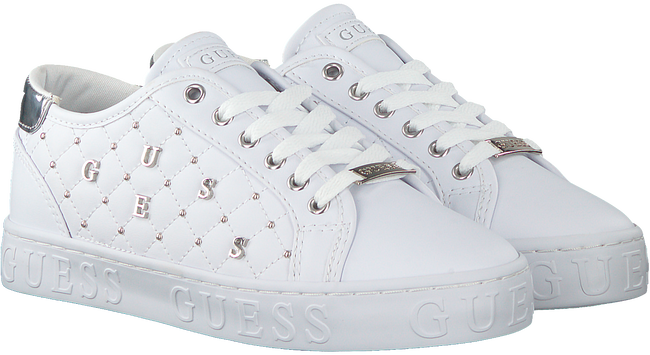 Weiße GUESS Sneaker low GLADISS  - large
