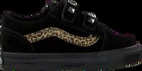 Schwarze VANS Sneaker low TD OLD SKOOL V  - medium