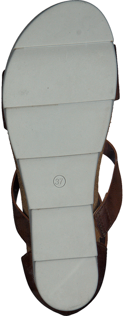 Cognacfarbene MJUS (OMODA) Sandalen 866017 - large