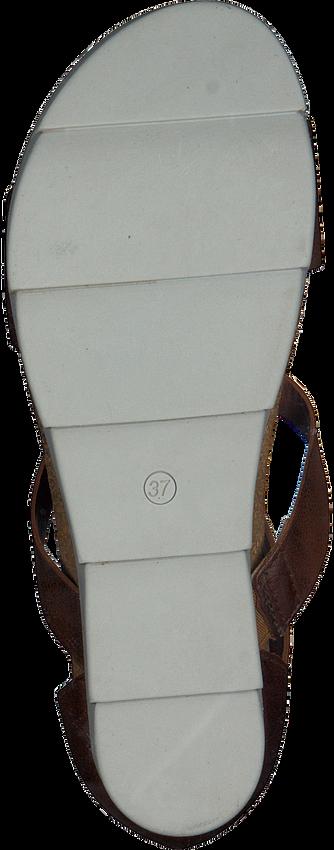 Cognacfarbene MJUS (OMODA) Sandalen 866017 - larger