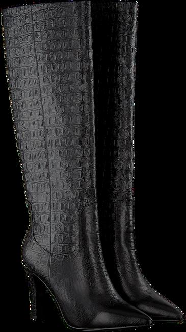 Schwarze LOLA CRUZ Hohe Stiefel 301B78BK-D-I19  - large