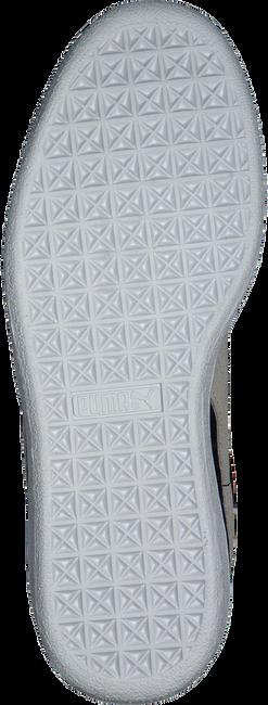 Schwarze PUMA Sneaker SUEDE CLASSIC+ DAMES - large