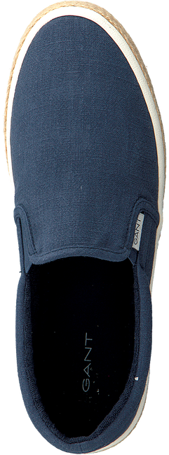 Blaue GANT Espadrilles FRESNO 18678392 - large