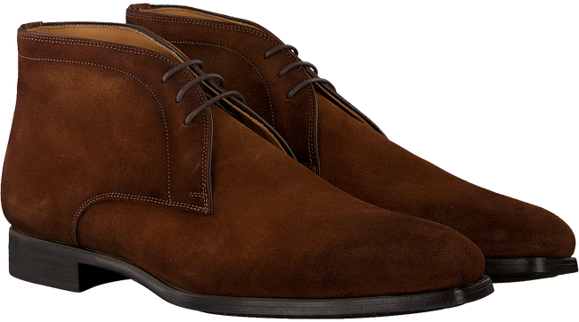 Cognacfarbene MAGNANNI Business Schuhe 20105 - large