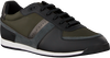 Grüne HUGO BOSS Sneaker GLAZE LOWP TECH2 - small
