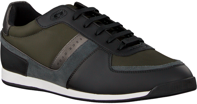 Grüne HUGO BOSS Sneaker GLAZE LOWP TECH2 - large