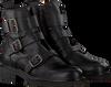 Schwarze VERTON Biker Boots 3233  - small