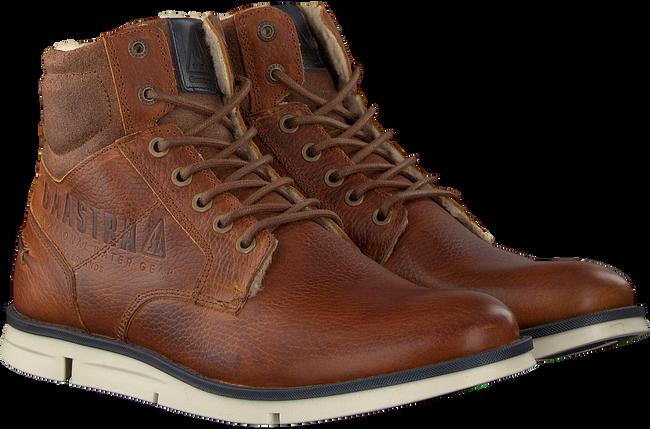 Cognacfarbene GAASTRA Ankle Boots IBERIAN HIGH TMB - large