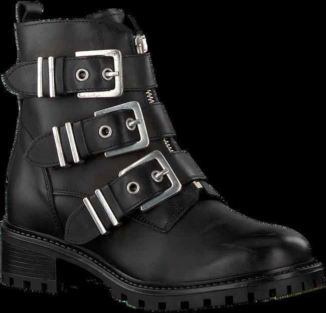 Schwarze OMODA Biker Boots R15778 - large