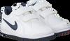 Weiße NIKE Sneaker PICO 4  - small