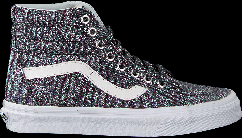 pretty nice c573a 4ff08 Schwarze VANS Sneaker SK8 HI REISSUE WMN