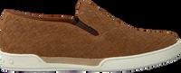 Cognacfarbene MAZZELTOV Slipper 51129  - medium