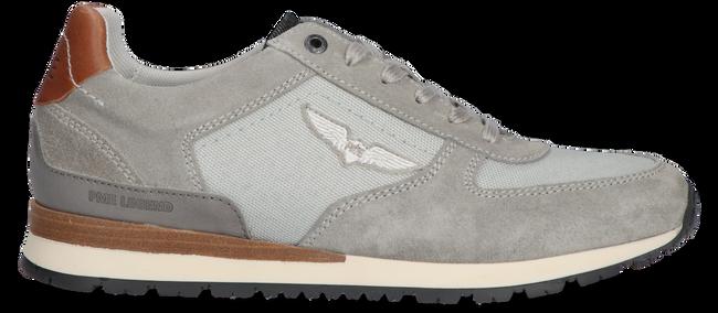 Graue PME Sneaker low LOCKPLATE  - large