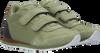 Grüne WODEN Sneaker low NOR SUEDE  - small