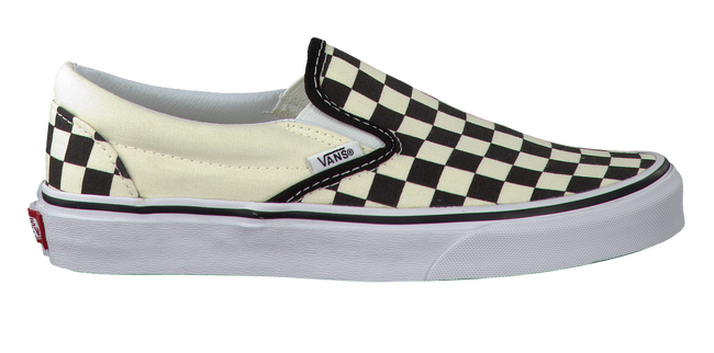 Weiße VANS Slip-on Sneaker CLASSIC SLIP ON WMN - large