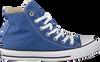 Blaue CONVERSE Sneaker CHUCK TAYLOR ALL STAR HI DAMES  - small