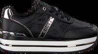 Schwarze GUESS Sneaker low DAFNEE  - medium
