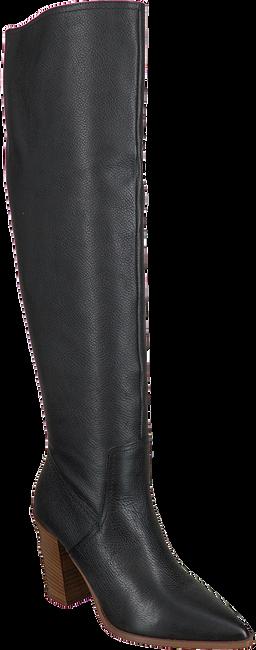 Schwarze NOTRE-V Hohe Stiefel 4634  - large