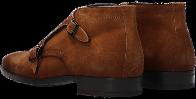 Cognacfarbene GIORGIO Business Schuhe 38206  - large