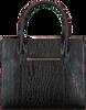 Schwarze NOTRE-V Handtasche SOPHIE  - small