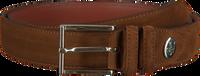 Cognacfarbene GREVE Gürtel GREVE RIEM  - medium