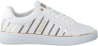 Weiße GUESS Sneaker low BOLIER  - medium