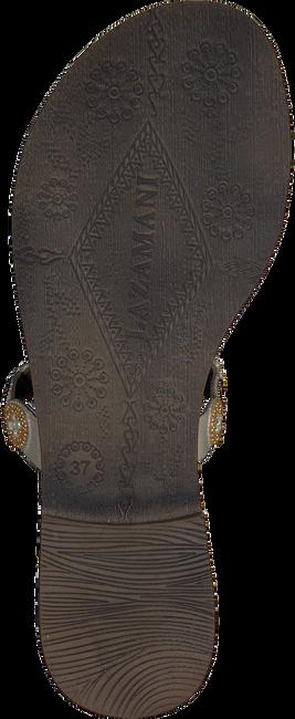 white LAZAMANI shoe 75.554  - large