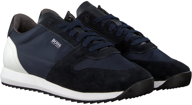 Blaue HUGO BOSS Sneaker SONIC RUNN  - large