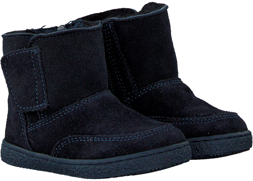 Blaue TON & TON Ankle Boots MK0915A9I  - larger