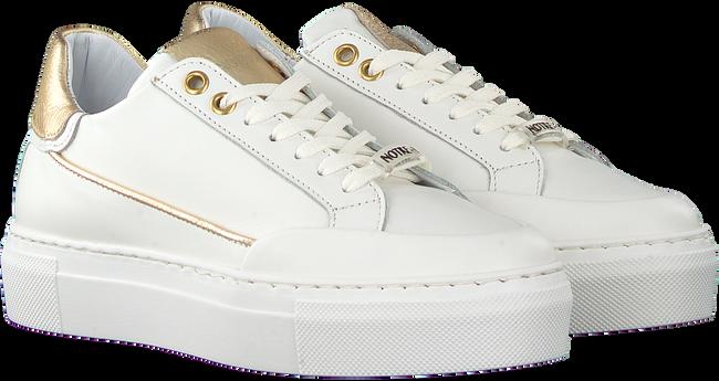 Weiße NOTRE-V Sneaker low J5321-OMD49  - large