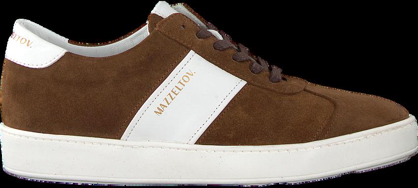 Cognacfarbene MAZZELTOV. Sneaker 3463  - larger