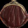 Rote BECKSONDERGAARD Portemonnaie GRANNY RAINBOW AW19  - small