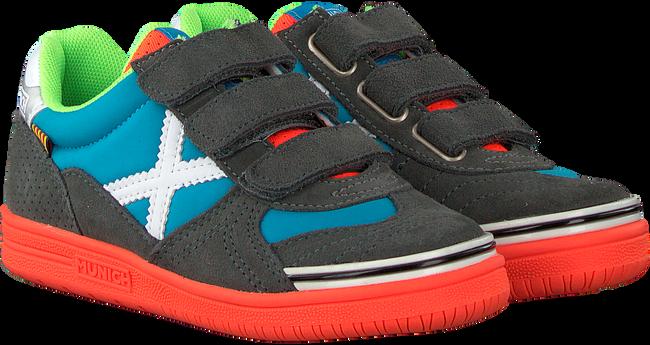 Graue MUNICH Sneaker low G3 VELCRO  - large