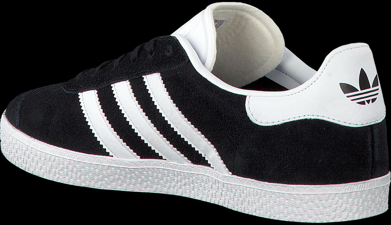 Schwarze Sneaker Gazelle J