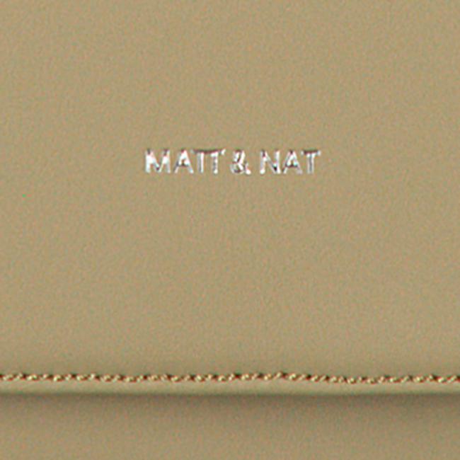Grüne MATT & NAT Umhängetasche VIKA CROSSBODY  - large