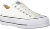 white CONVERSE shoe CHUCK TAYLOR ALL STAR LIFT  - small